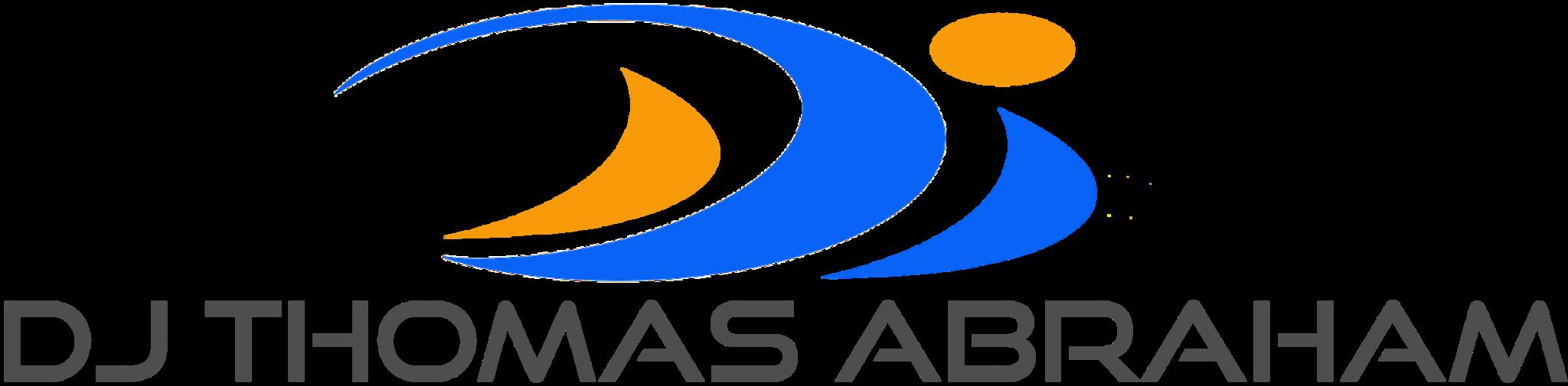 DJ Thomas Abraham Logo