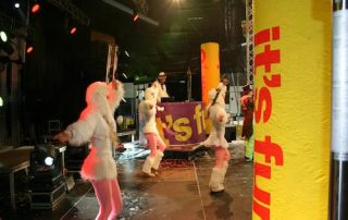 Party DJ und Animateur beim Apres Ski von RTL2