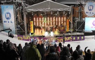 Party DJ Thomas Abraham beim Apres Ski von RTL2