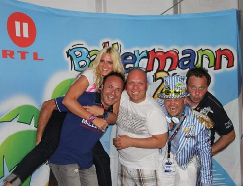 Mallorca-Party DJ