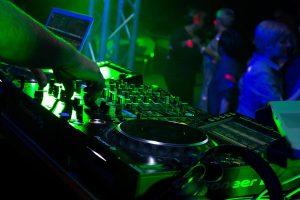 DJ Weihnachtsfeier Thomas Abraham