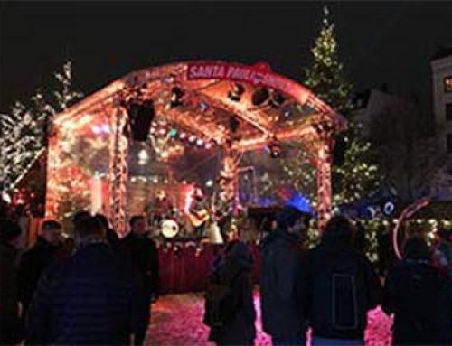 DJ Thomas Abraham empfiehlt Santa Pauli
