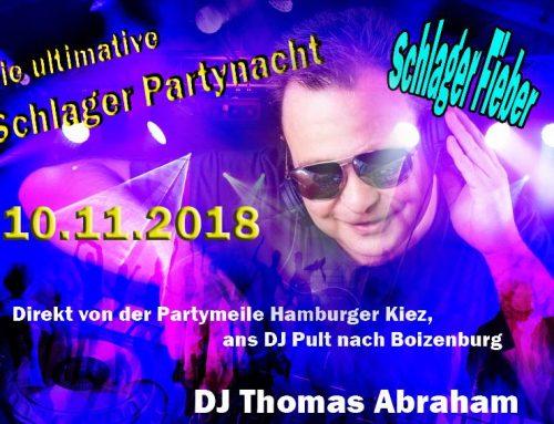 Große Schlagerparty in Boizenburg