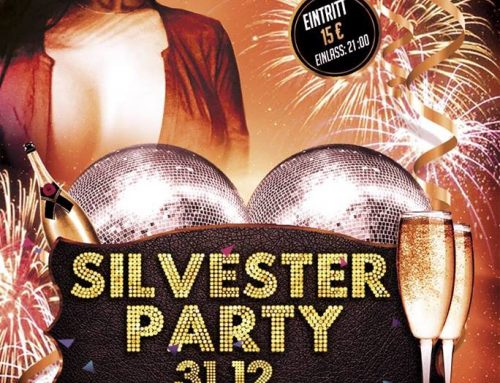 Silvester-Party mit DJ Thomas Abraham im Dollhouse Hamburg