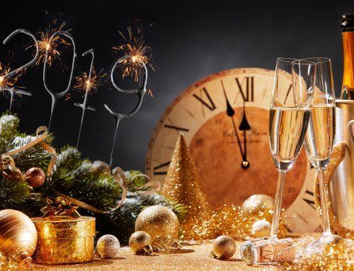 Ein frohes und gesundes neues Jahr 2019