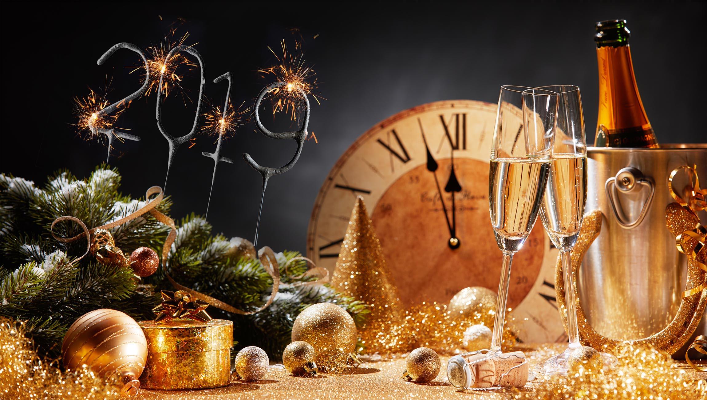 Grüße zum neuen Jahr
