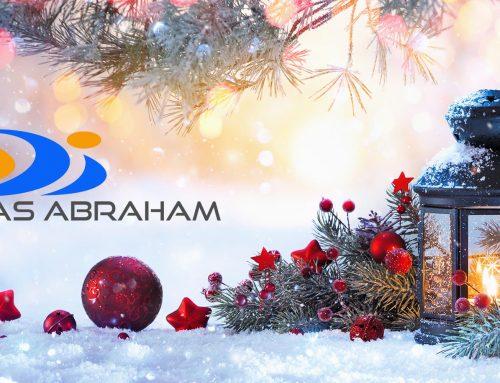 DJ Thomas Abraham wünscht ein schönes Weihnachtsfest
