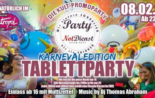 Tablettparty