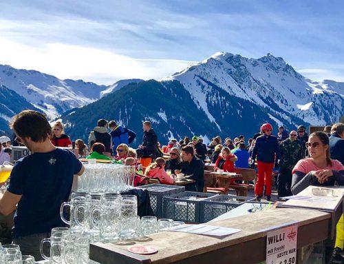 DJ Après Ski Thomas Abraham war vier Tage in Saalbach