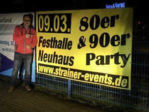 80er und 90er Party
