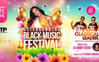 Ostersontag Black Music Festival
