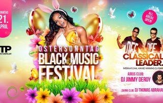 Ostersontag Black Music Festival