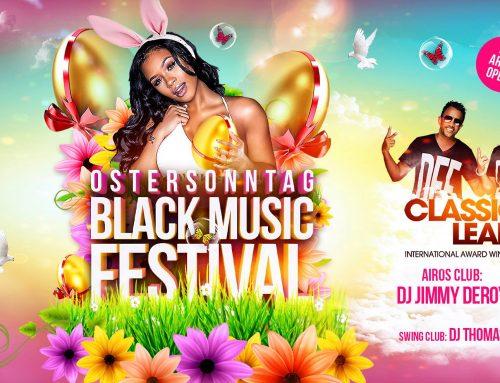 Ostersonntag + Black Music Festival Eintritt in Janssens Tanzpalast