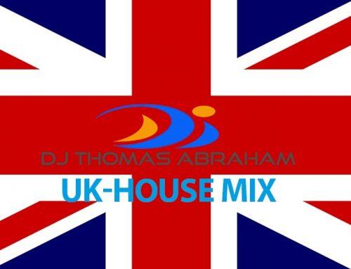 UK House Mix  mit DJ Thomas Abraham