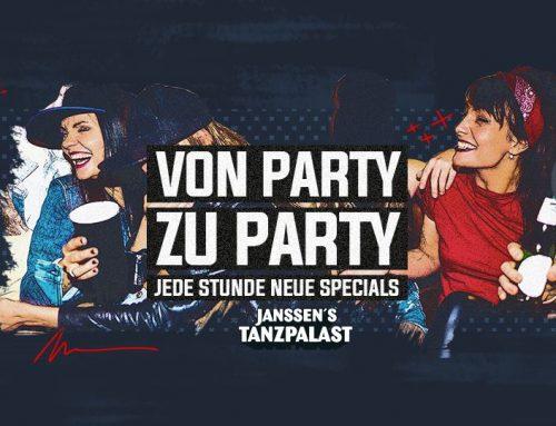Von Party zu Party mit DJ Thomas Abraham