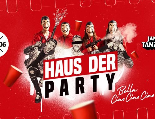 BELLA CIAO – Haus der Party mit DJ Thomas Abraham