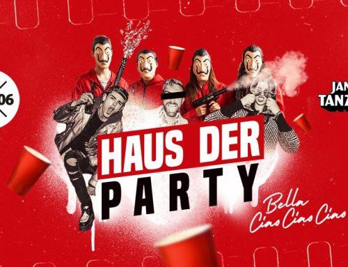 BELLA CIAO – Haus der Party mit DJ Thomas Abraham