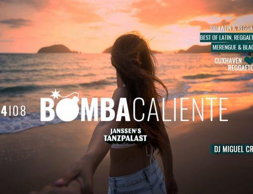 BOMBA Caliente – Cuxhaven loves Reggaeton