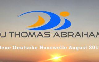 Neue Deutsche Houswelle August 2019