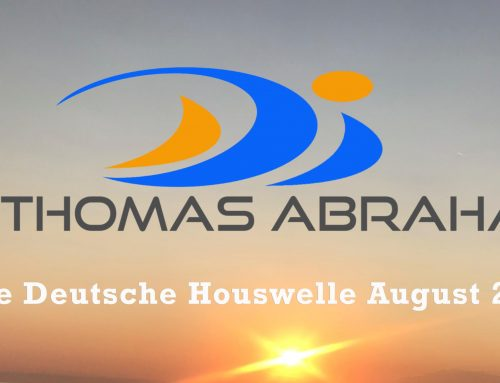 DJ Thomas Abraham Neue Deutsche Housewelle Mix August 2019