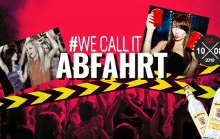 We call it Abfahrt