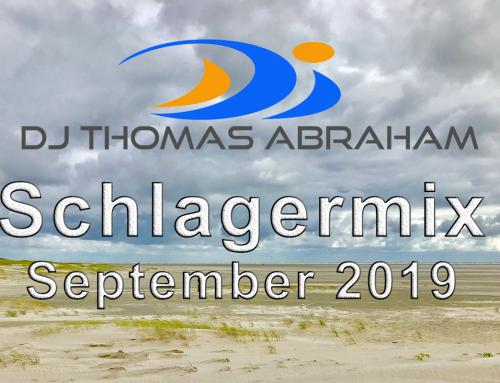 Schlagermix September 2019