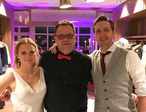 DJ Tipp: Hochzeit in Hamburg
