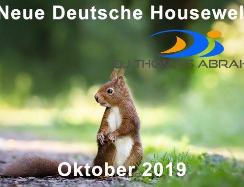 Neue Deutsche Housewelle Mix Oktober 2019
