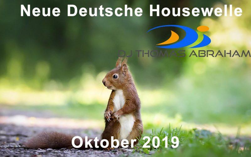 Neue Deutsche Housewelle Oktober 2019 Titel