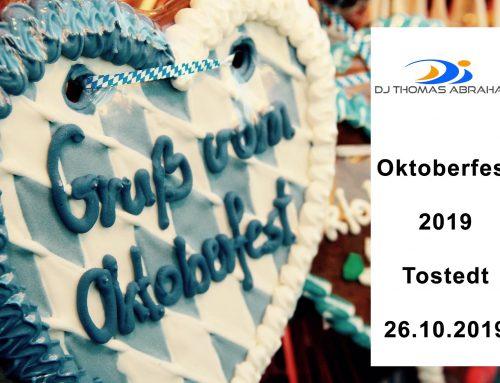 Oktoberfest 2019 in Tostedt