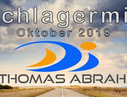 Schlagermix Oktober 2019