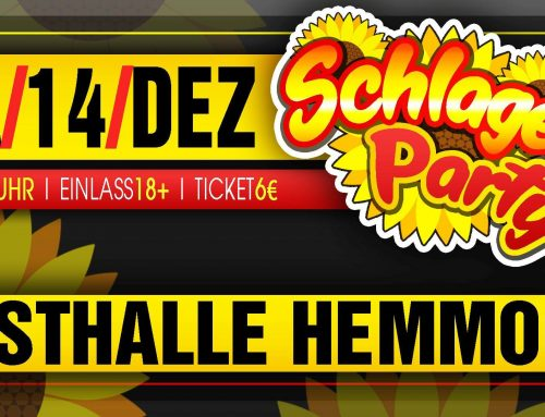 Schlager Party in Hemmoor