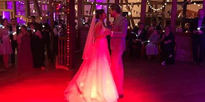 Hochzeits DJ Eröffnungstanz